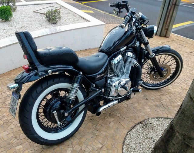"""Suzuki Intruder 800cc """"Relíquia"""" - Foto 2"""