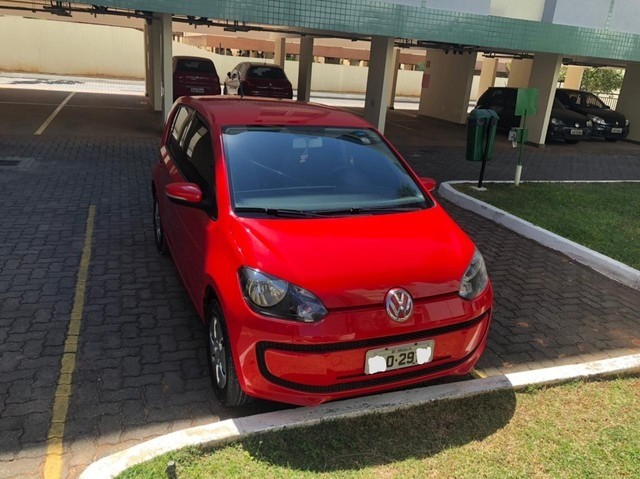Vw Up! Move 1.0 2016 (Completo)