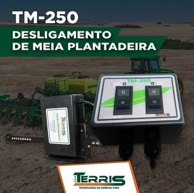 Catraca elétrica TM-250