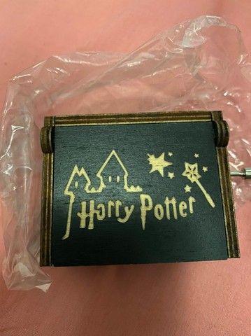 Harry Potter Caixinha Musical - Foto 2
