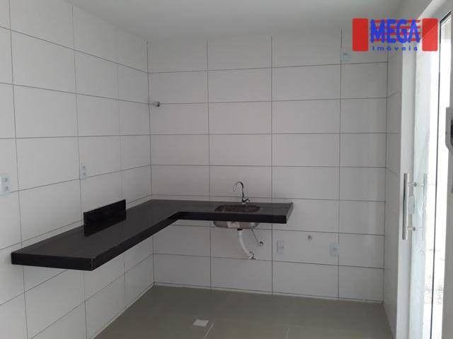 Casa com 3 dormitórios para alugar, 160 m² por R$ 3.200,00/mês - Urucunema - Eusébio/CE - Foto 19