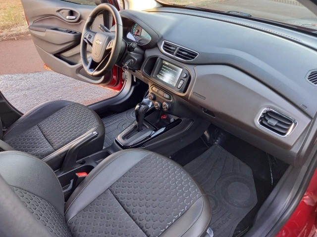 Prisma ltz automático 2018 carro estado de novo - Foto 3