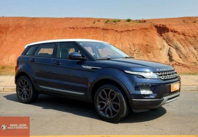 2014 Land Rover / Evoque Pure 2.0 p5d