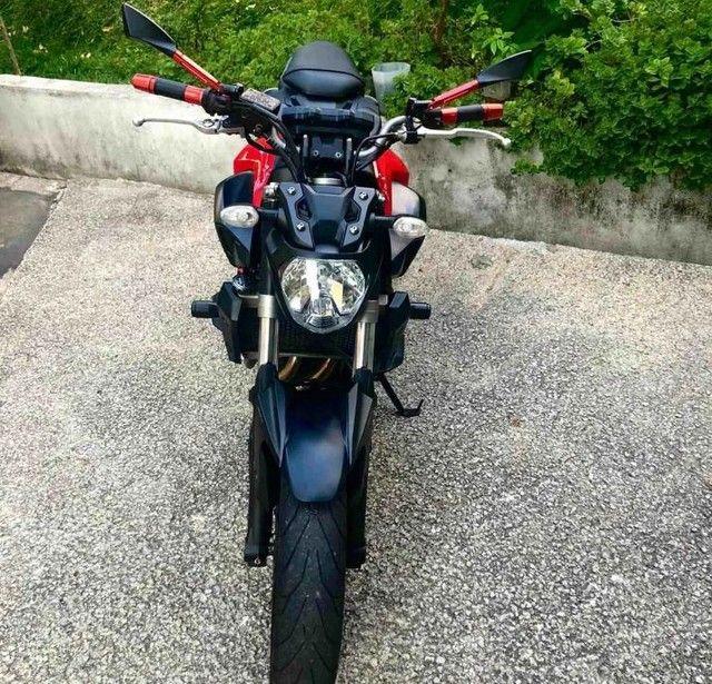 Yamaha MT 07 - Foto 5