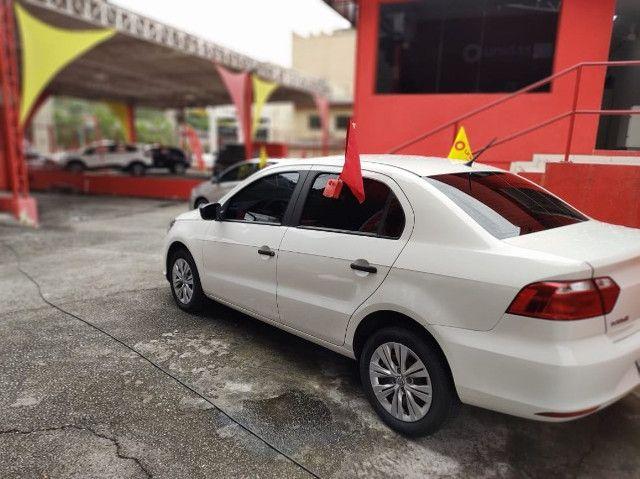 VW Voyage 1.6 MSI 2020 *Financiamento Total sem entrada - Foto 3