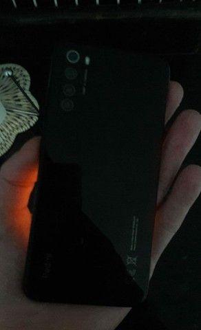 Troco Xiaomi Redmi Note 8 em iPhone 7 - Foto 3