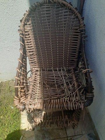 Cj de cadeiras de jardim