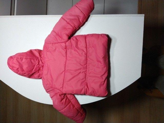 Jaqueta Infantil Feminina (usada)