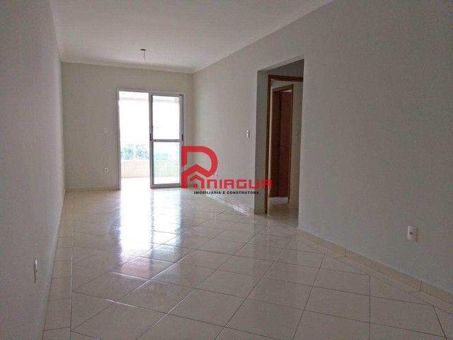 Apartamento com 2 dorms, Aviação, Praia Grande - R$ 280 mil, Cod: 461 - Foto 6