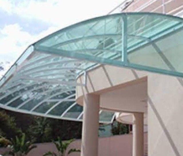 Pergolados-policarbonatos-toldos para janelas-portas de ACM! - Foto 5
