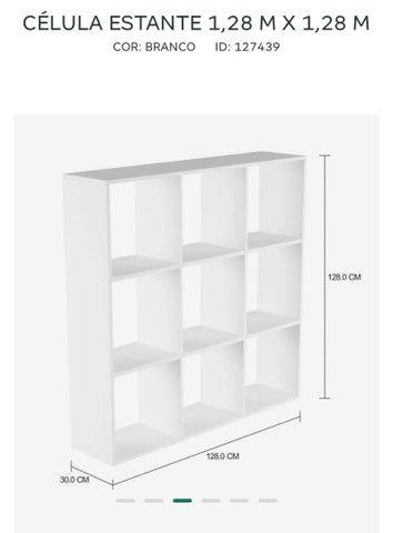 Estante para livro (célula) tok&stok - Foto 3