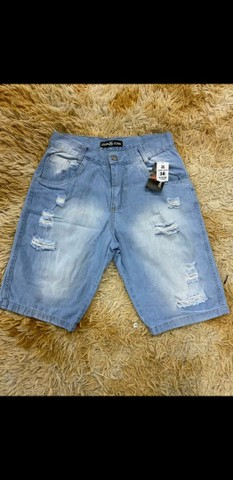 Bermuda jeans  - Foto 6