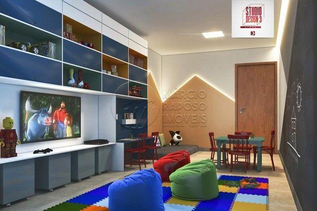 Apartamento à venda com 1 dormitórios em Ponta da terra, Maceio cod:V5286 - Foto 3
