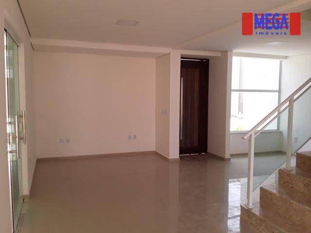 Casa com 3 dormitórios para alugar, 160 m² por R$ 3.200,00/mês - Urucunema - Eusébio/CE - Foto 8