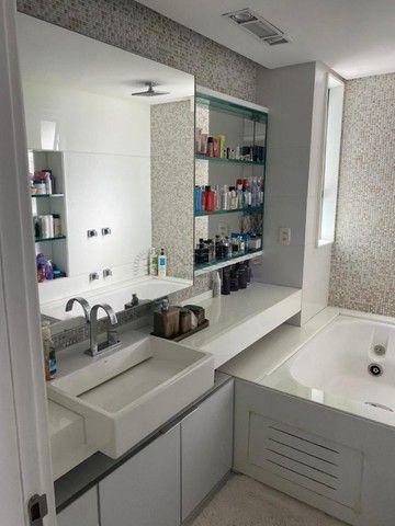 Hh1319  Setubal, apto 174m, 4 quartos, 3 suites,  3 vagas, 16´andar, $7300 tudo incluso - Foto 14