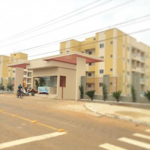 Vendo apartamento no residencial Veredas do Madeira- 2º Andar