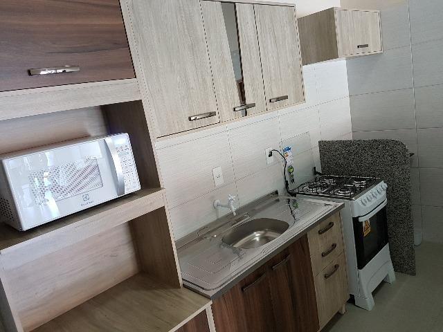 Apartamento Barra do Saí, Itapoá - SC. Novo, mobiliado, 1a temporada! - Foto 4