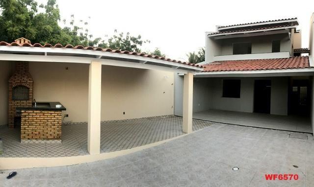 Casa duplex nova com 4 suítes, 3 vagas de garagem, 170m², sala 3 ambientes, Sapiranga