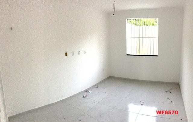 Casa duplex nova com 4 suítes, 3 vagas de garagem, 170m², sala 3 ambientes, Sapiranga - Foto 11