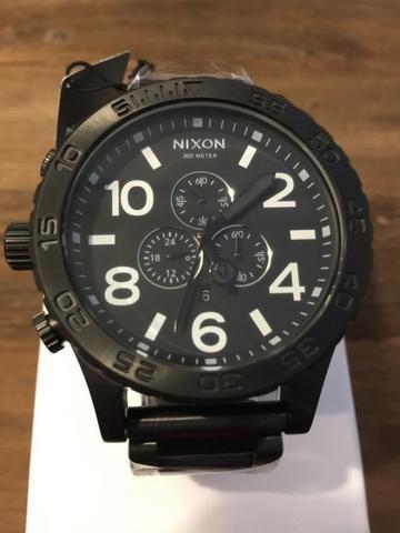 ae5b2b21987 Relógio nixon 1-30 Chrono 100% original troco por Gshock + ...