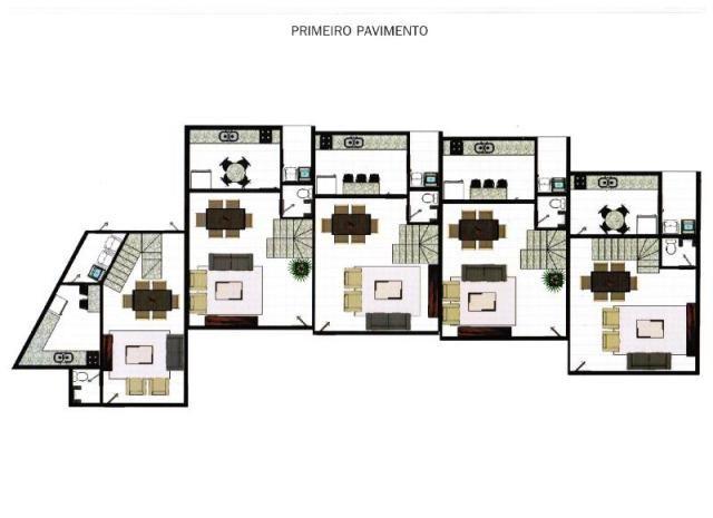Casa à venda com 3 dormitórios em Caiçaras, Belo horizonte cod:2332