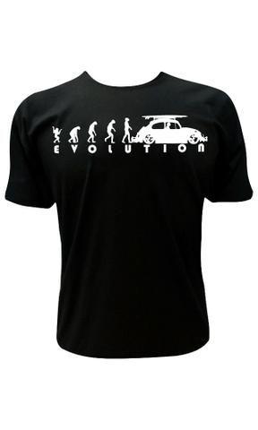 c6e3d15fe0a56 Camiseta Evolução Fusca - Roupas e calçados - Colorado