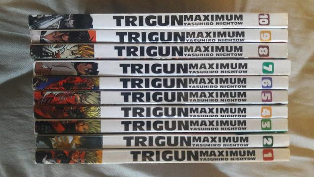 Trigun - Maximum 1 ao 10