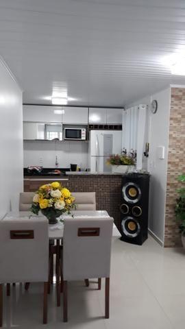 Barra Nova Casa 2/4, 1 suite, Área lazer compl. cond. fechado, Barra Nova, Marechal - Foto 7