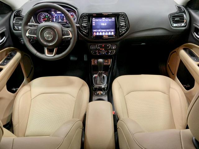 Jeep compass limited 2018 automática. léo careta veículos - Foto 17