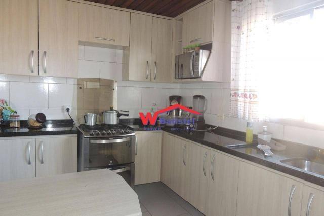 Casa com 3 dormitórios à venda, 160 m² por r$ 380.000 - rua líbia nº 358 - vila alto da cr - Foto 8