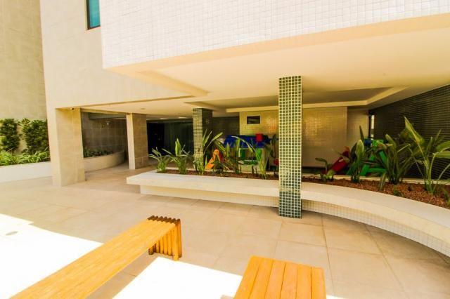 Apartamento à venda com 3 dormitórios em Jatiúca, Maceió cod:64 - Foto 19
