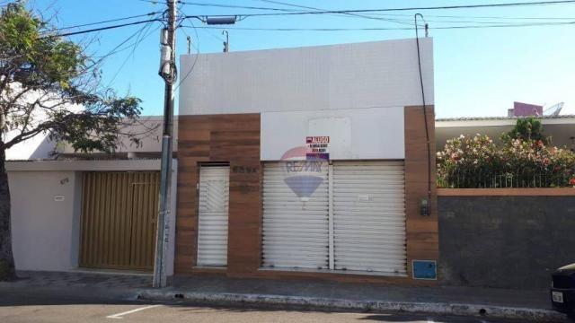 Ponto para alugar, 100 m² por r$ 2.200/mês - centro - juazeiro do norte/ce