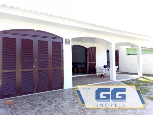 Casa 3 dormitórios para temporada em cidreira, centro, 3 dormitórios, 1 suíte, 3 banheiros