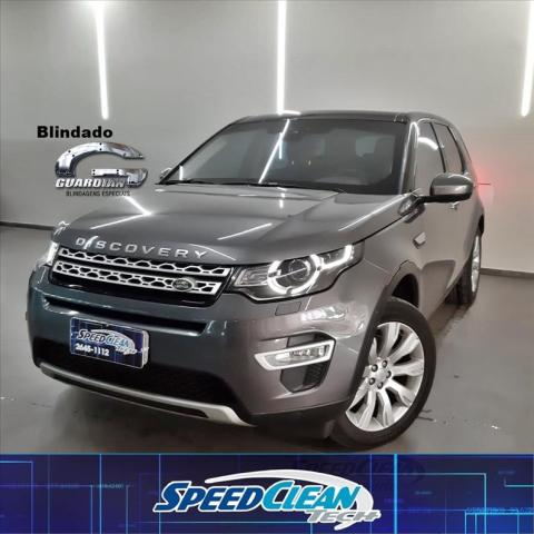Land Rover Discovery Sport 2.2 16v Sd4 Turbo Hse l