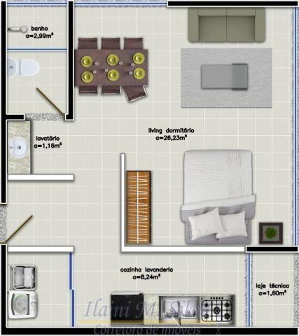 Apartamento à venda com 1 dormitórios em Centro, Camboriú cod:5024_44 - Foto 8