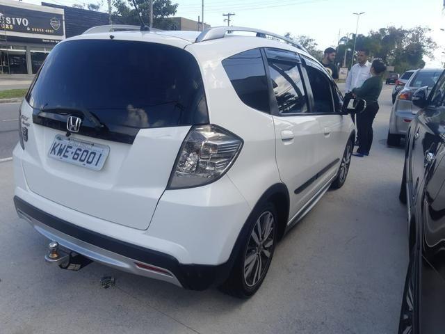 Honda Fit Twist aut 1 Ano de Garantia - Foto 3