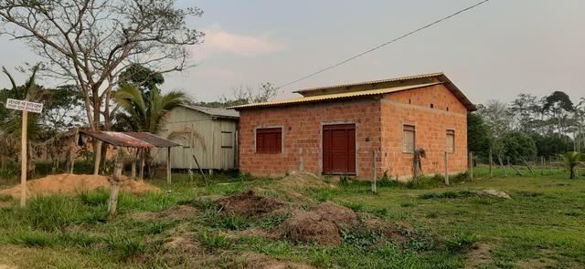 Casa recém construída medindo 8x10 no polo benfica - Foto 3