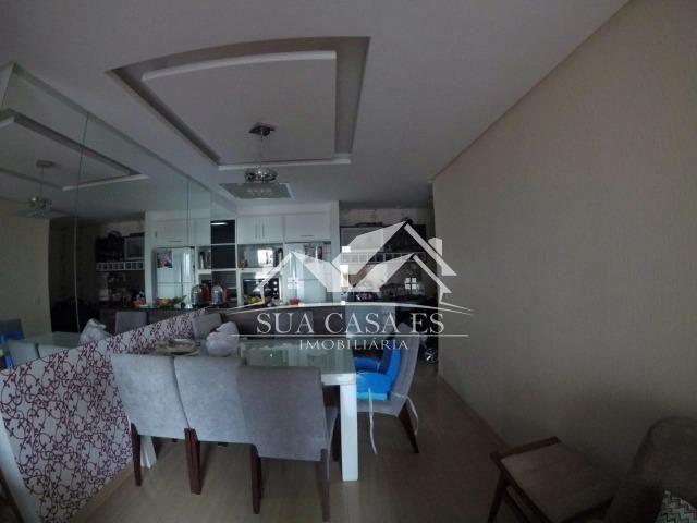 GM Apartamento à venda com 3 dormitórios em Colina de laranjeiras, Serra - Foto 5
