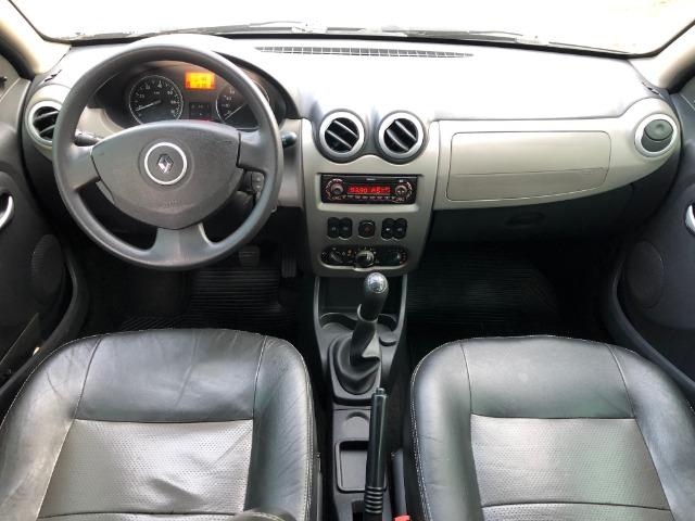 Renault Sandero Expression Completo Impecável - Foto 7