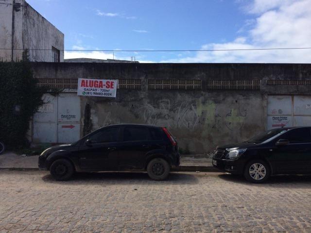 Aluga-se Galpão 720m² em Olinda - Foto 2
