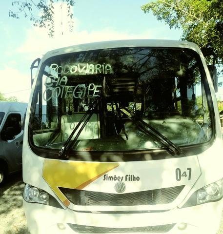 Micro onibus ibrava