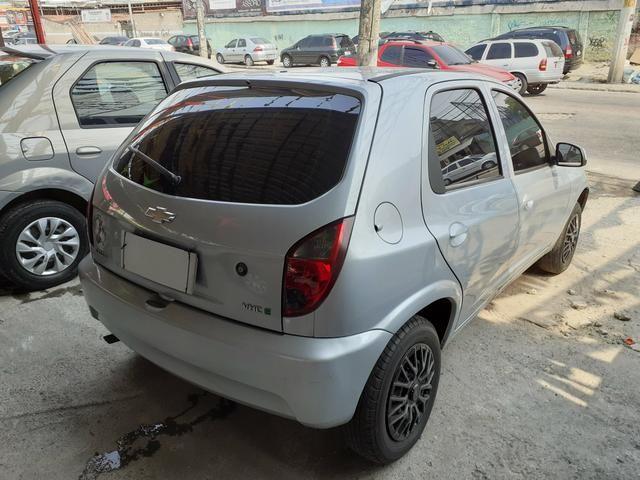 Vendo: Celta LT 1.0 2012 (Completão + Gnv) *48 x 399$ * Felipe !!!!! - Foto 8