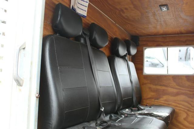 Ford cargo 816 s cabine suplementar e carroceria - Foto 6