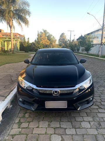 Honda Civic EXL 2.0 - 2017 - Foto 3
