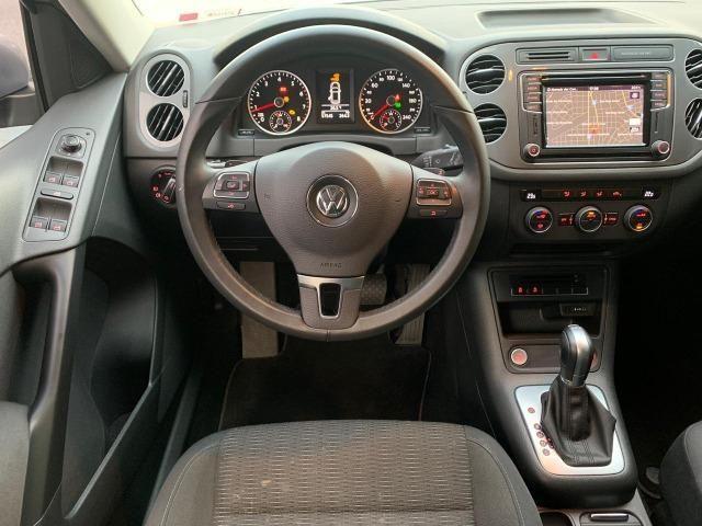 VW Tiguan 1.4 TSI Prata 17/17 - Foto 13
