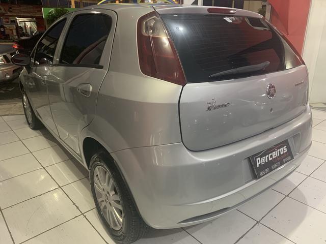 Fiat Punto 1.4 2012 - Foto 4