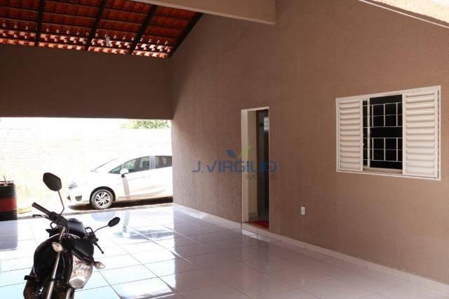 Casa com 3 dormitórios à venda, 150 m² por R$ 210.000 - Residencial Privê Norte - Goiânia/ - Foto 6