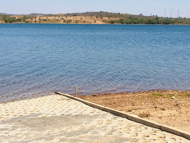 Agio no lago / visão / infinita / Corumba iv - Foto 9