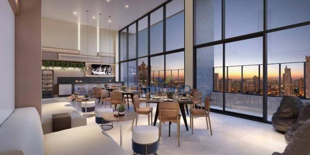 Apartamento com 3 dormitórios à venda, 119 m² por r$ 565.250 - setor bueno - goiânia/go - Foto 7