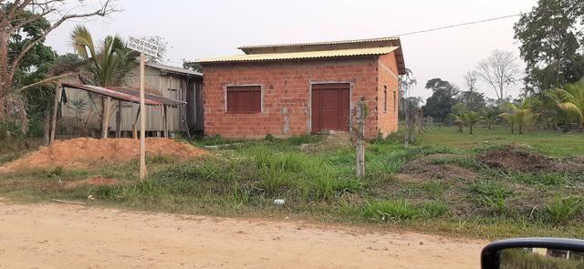 Casa recém construída medindo 8x10 no polo benfica - Foto 10